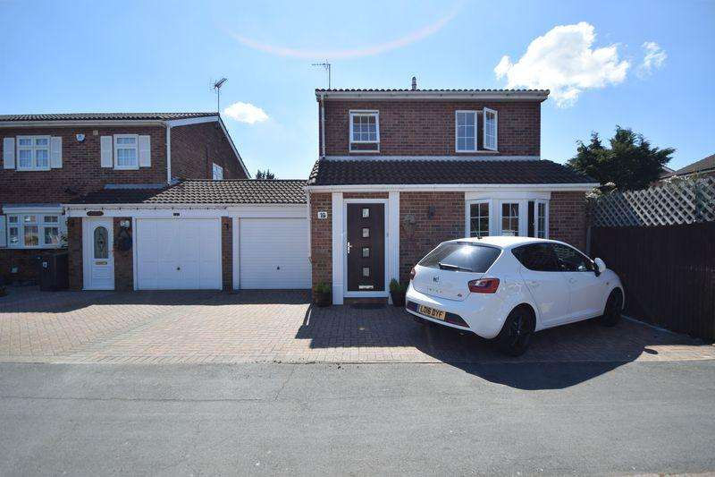 4 Bedrooms Detached House for sale in Higham Drive, Luton