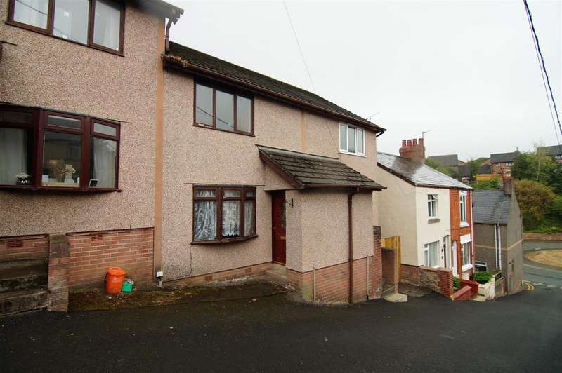 2 Bedrooms Terraced House for sale in Water Street, Denbigh