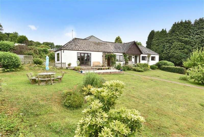 4 Bedrooms Bungalow for sale in Pethybridge, Lustleigh, Newton Abbot, Devon, TQ13
