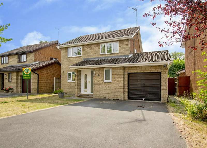 4 Bedrooms Detached House for sale in Airedale Avenue, Tickhill