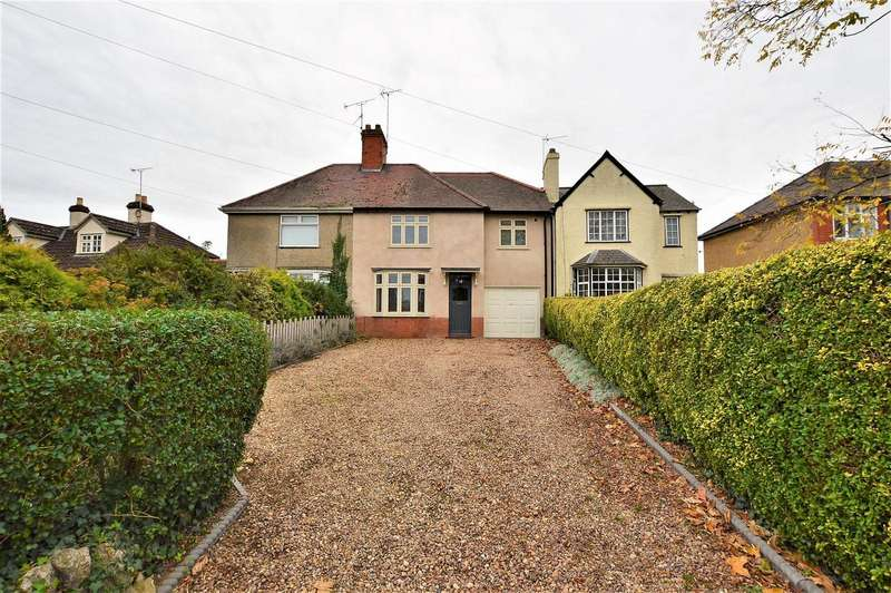 4 Bedrooms Detached House for sale in Empingham Road, Stamford