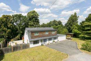 4 Bedrooms Detached House for sale in Harmers Hill, Newick, East Sussex
