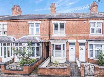 3 Bedrooms Terraced House for sale in Albert Promenade, Loughborough, Leicester, Leicestershire