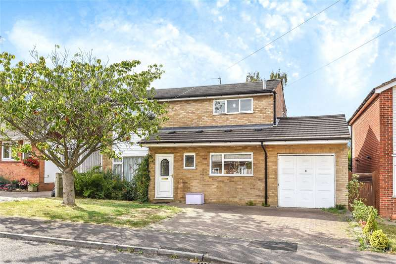 4 Bedrooms Detached House for sale in Perkins Way, Wokingham, Berkshire, RG41