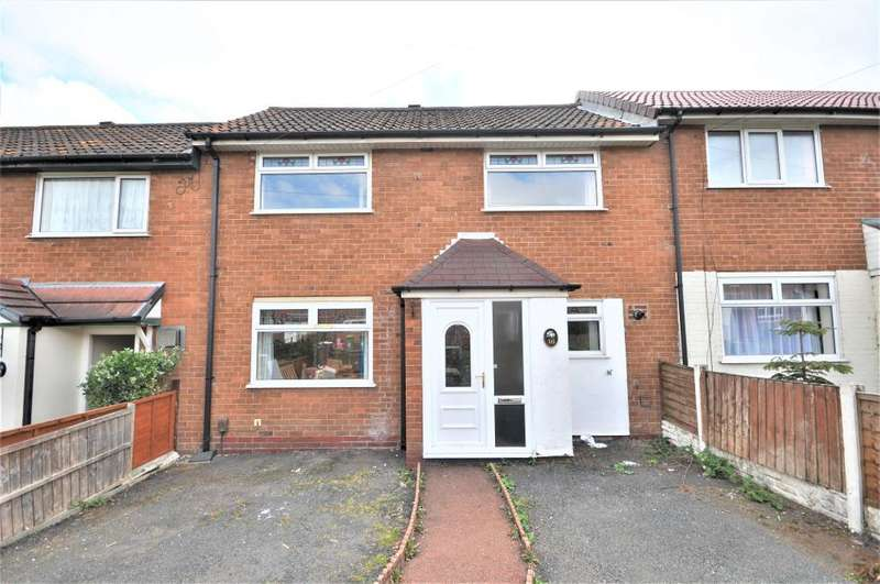 2 Bedrooms Terraced House for sale in Crosby Place, Ingol, Preston, Lancashire, PR2 3XS