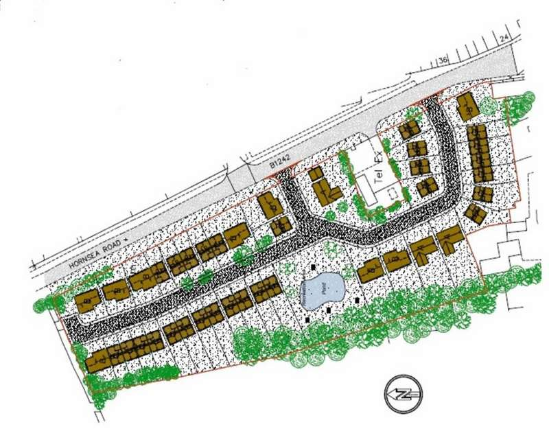 Land Commercial for sale in Carlton Lane, Aldbrough, East Yorkshire