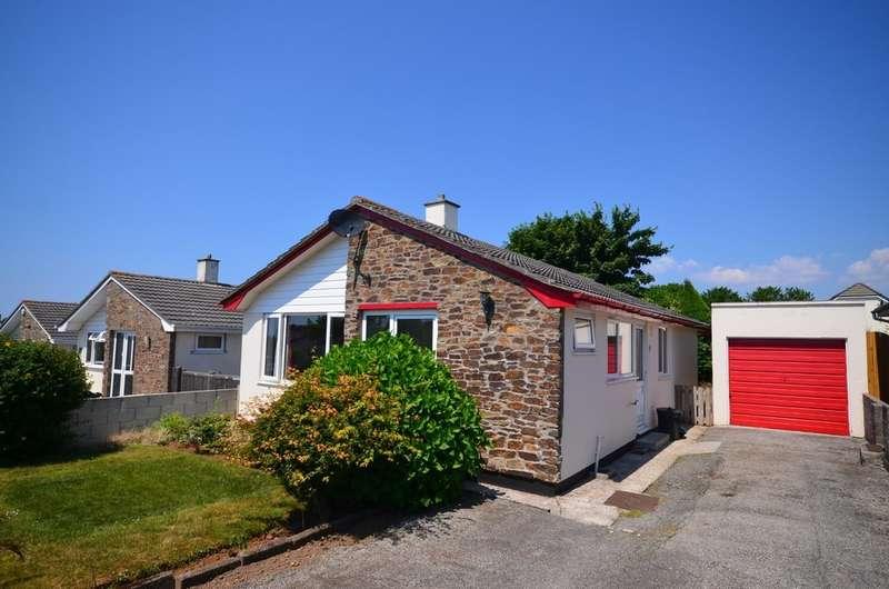 3 Bedrooms Detached Bungalow for sale in Roseland Park, Camborne