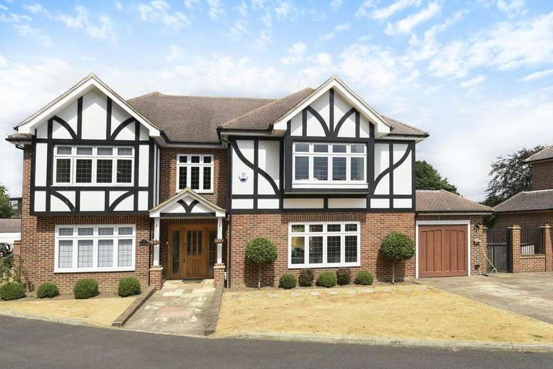 6 Bedrooms Detached House for sale in Langham Close, Bromley