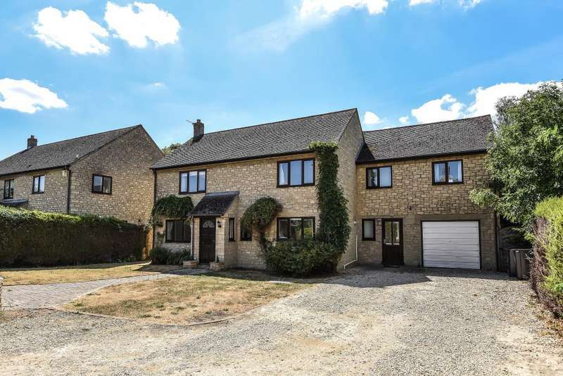 5 Bedrooms Detached House for sale in Brize Norton, Oxfordshire, OX18