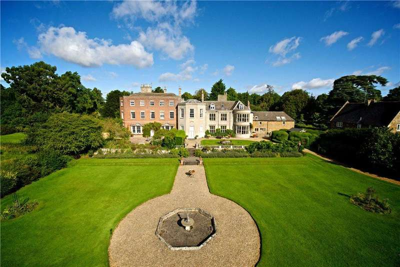 5 Bedrooms Unique Property for sale in Glendon Hall, Glendon, Northamptonshire