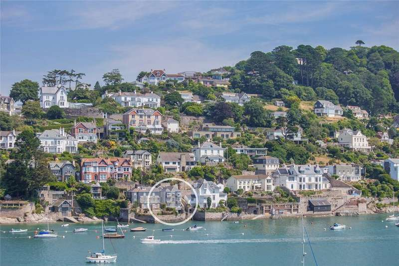 4 Bedrooms Detached House for sale in Beacon Road, Kingswear, Dartmouth, Devon, TQ6