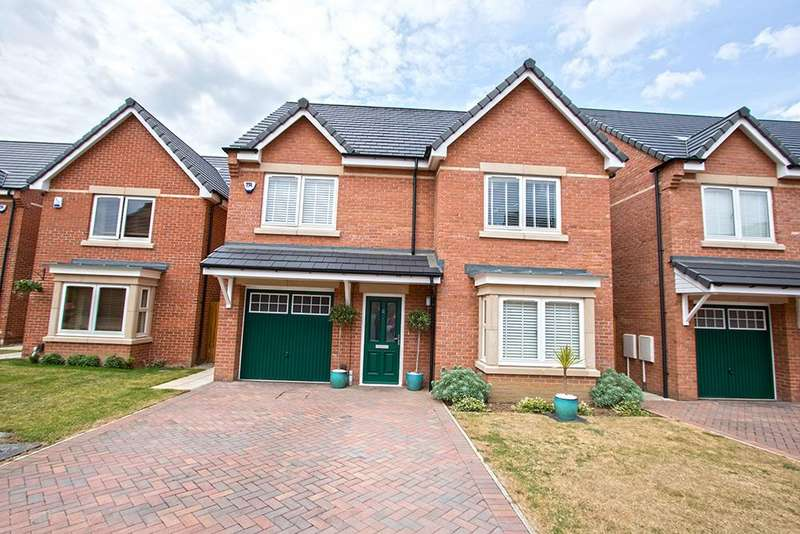 4 Bedrooms Detached House for sale in Sanctuary Close, Acklam TS5