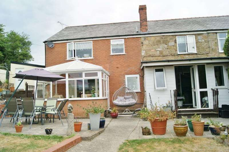 3 Bedrooms Cottage House for sale in Penycae, Wrexham