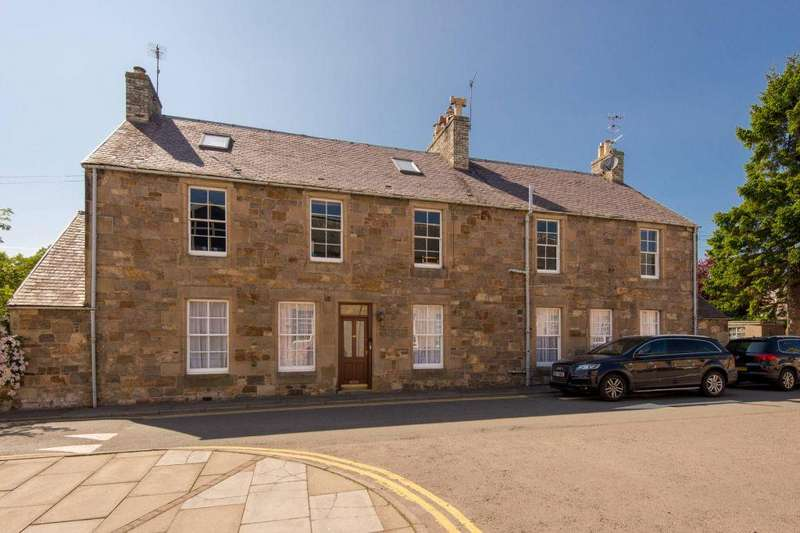 3 Bedrooms Ground Flat for sale in Denovo, Brewery Park, Haddington, EH41 3AB