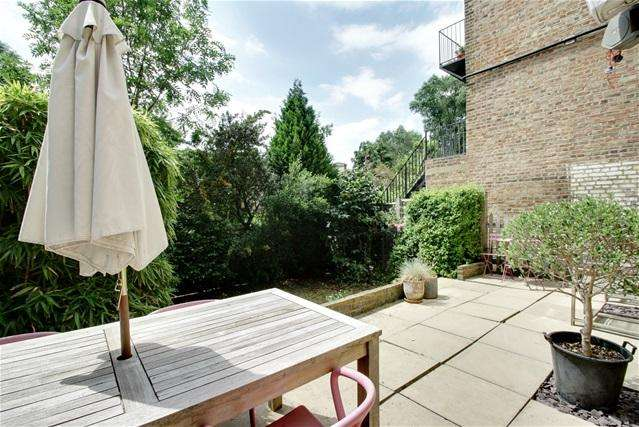 2 Bedrooms Flat for sale in Brownlow Road, Finchley