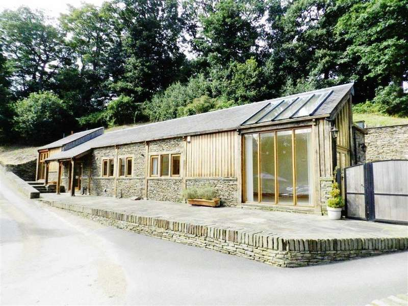 3 Bedrooms Detached House for sale in The Silvermine, Mill Farm, Cawthorne-Gunthwaite, Sheffield, S36