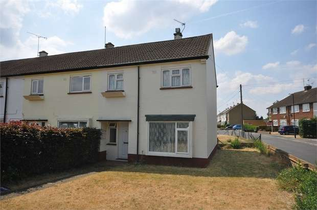 3 Bedrooms End Of Terrace House for sale in Reid Avenue, Maidenhead, Berkshire