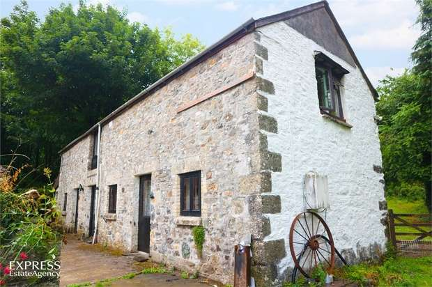 3 Bedrooms Barn Conversion Character Property for sale in Brentor, Tavistock, Devon