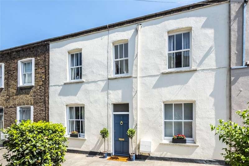 3 Bedrooms Terraced House for sale in Hides Street, London, N7