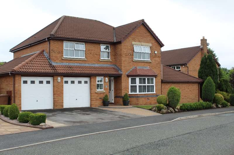4 Bedrooms Detached House for sale in Sandstone Close Rainhill L35