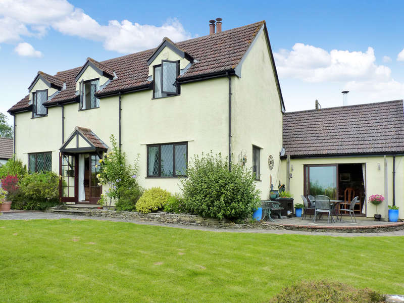 3 Bedrooms Detached House for sale in Stone Allerton