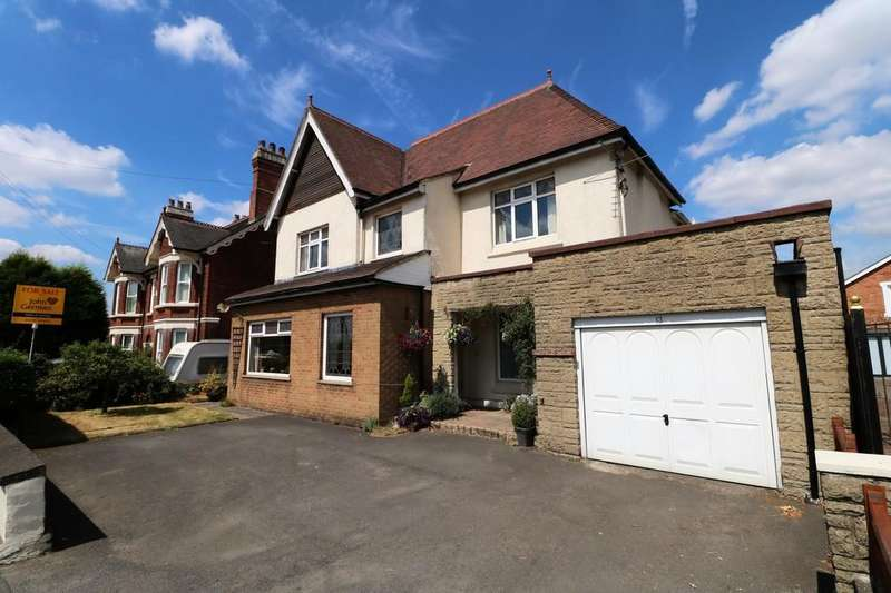 5 Bedrooms Detached House for sale in Ashby Road, Woodville
