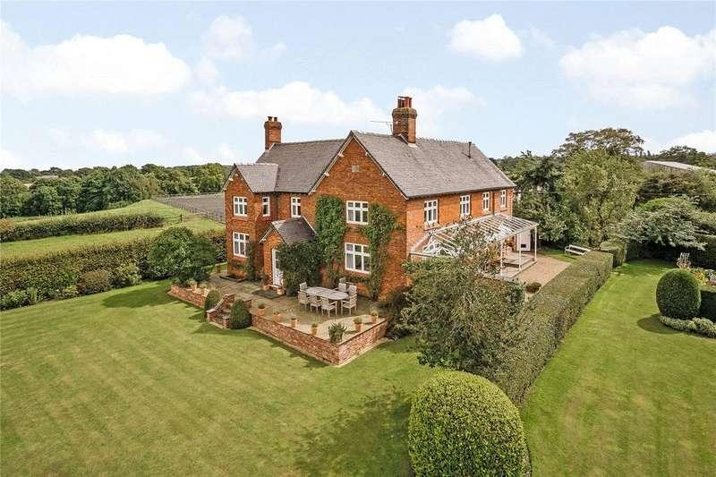 5 Bedrooms Detached House for sale in Woore Road, Buerton, Crewe