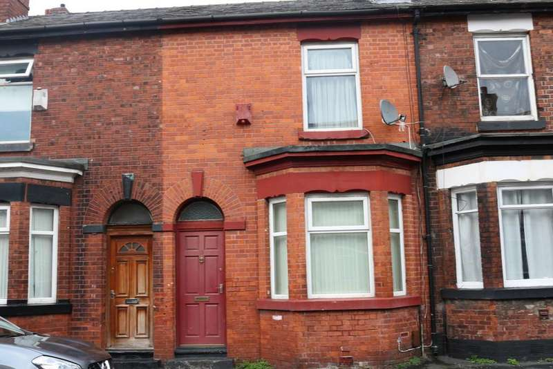 3 Bedrooms Terraced House for sale in Peterborough St, Gorton