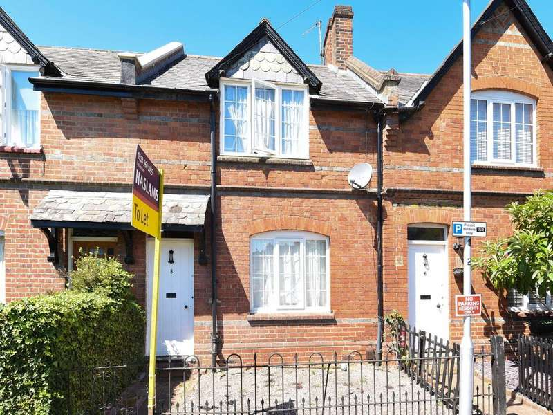 2 Bedrooms Terraced House for sale in Whitley Park Lane, Reading, RG2