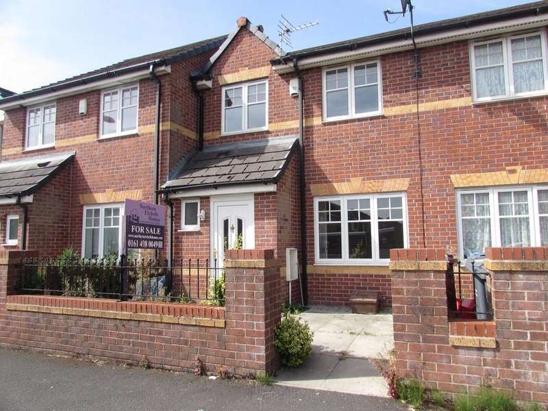 3 Bedrooms Terraced House for sale in Grindleton Avenue, Manchester, M22