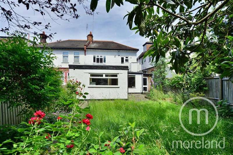4 Bedrooms Semi Detached House for sale in St Johns Road, Golders Green, NW11