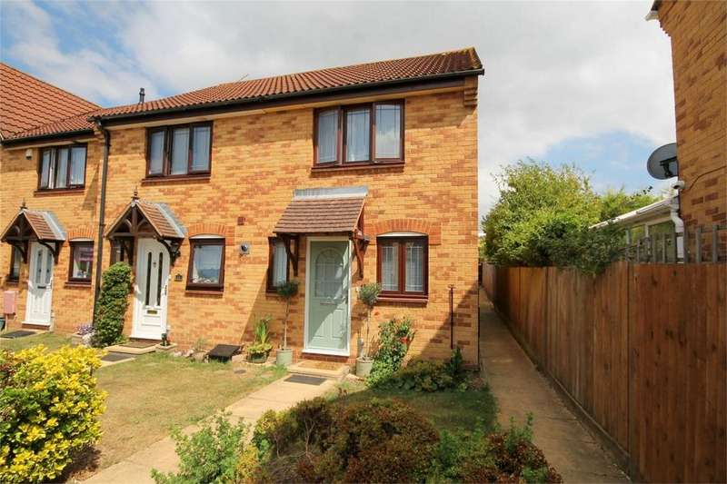 2 Bedrooms End Of Terrace House for sale in Little Hayes, Fishponds, Bristol