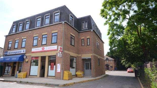 2 Bedrooms Apartment Flat for sale in School Road, Tilehurst, Reading