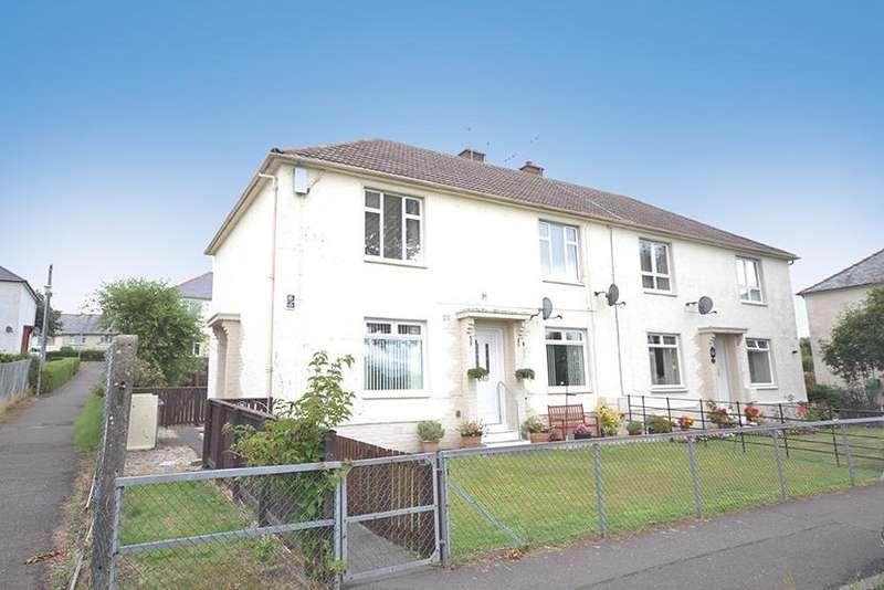2 Bedrooms Apartment Flat for sale in 16 Arthurston Terrace, Coylton, KA6 6HY