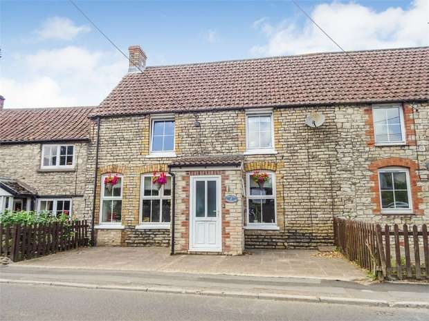 4 Bedrooms Terraced House for sale in The Street, Bishop Sutton, Bristol, Somerset