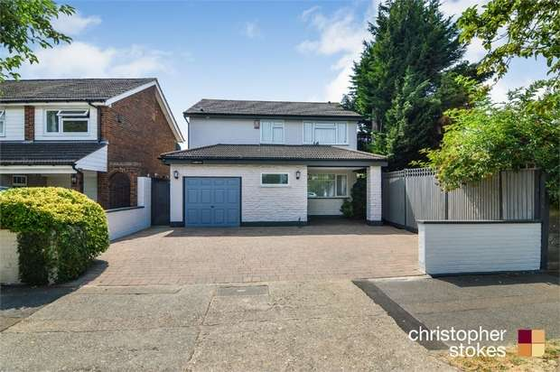4 Bedrooms Detached House for sale in Stafford Close, Cheshunt, Hertfordshire