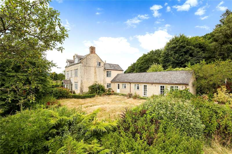 6 Bedrooms Detached House for sale in Farfield, Cam, Dursley, Gloucestershire, GL11