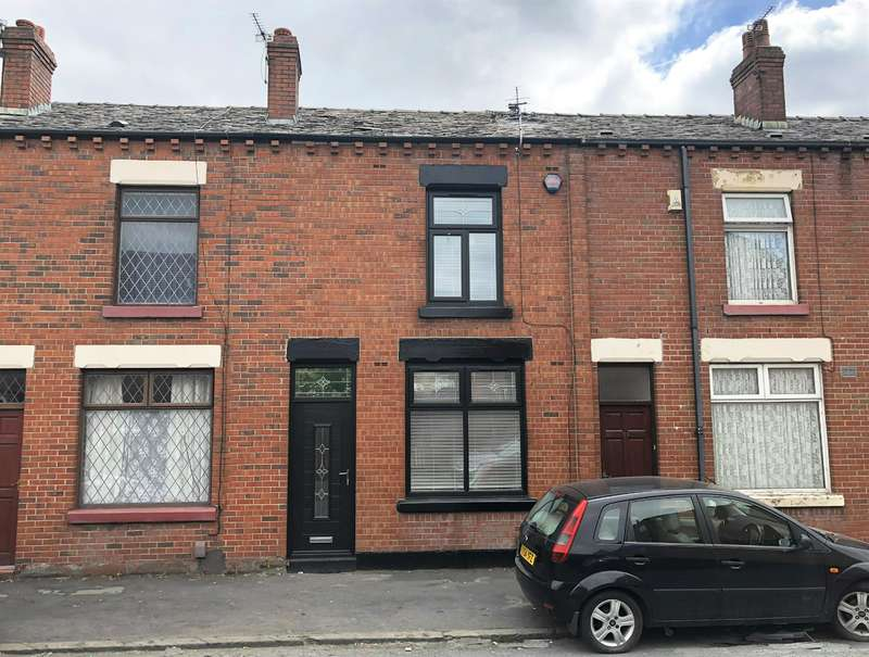 3 Bedrooms Terraced House for sale in Rosamond Street, Daubhill, Bolton, BL3 4AL