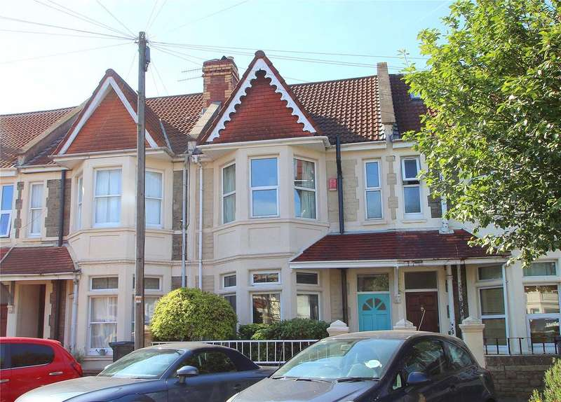 3 Bedrooms Terraced House for sale in Hill Avenue, Victoria Park, Bristol, BS3