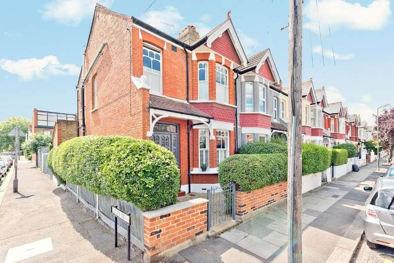 4 Bedrooms Semi Detached House for sale in Mount Road, Wimbledon Park