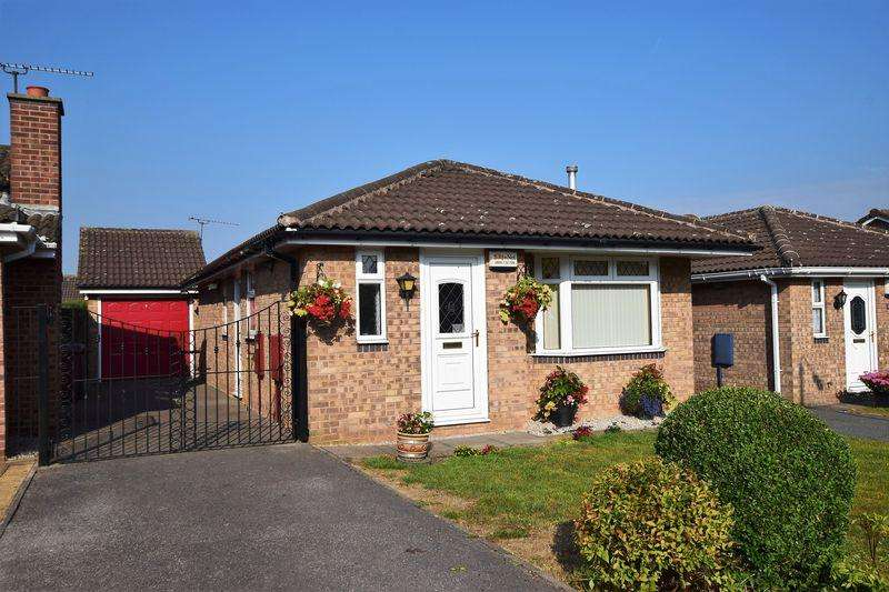 2 Bedrooms Detached Bungalow for sale in Oak Road, Grassmoor