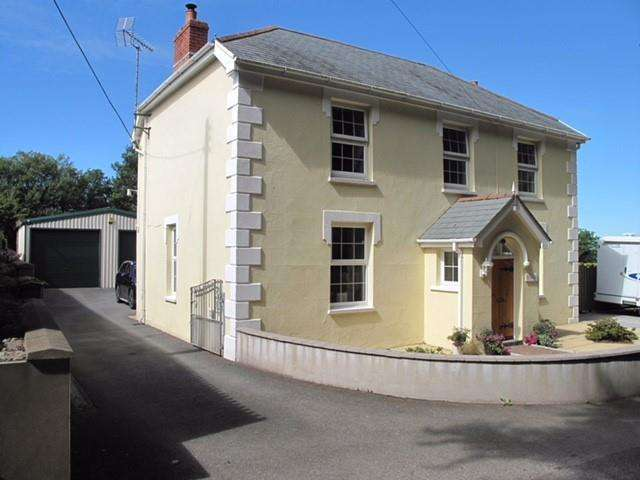 5 Bedrooms House for sale in 4 MILES ABERAERON AND NEW QUAY, WEST WALES