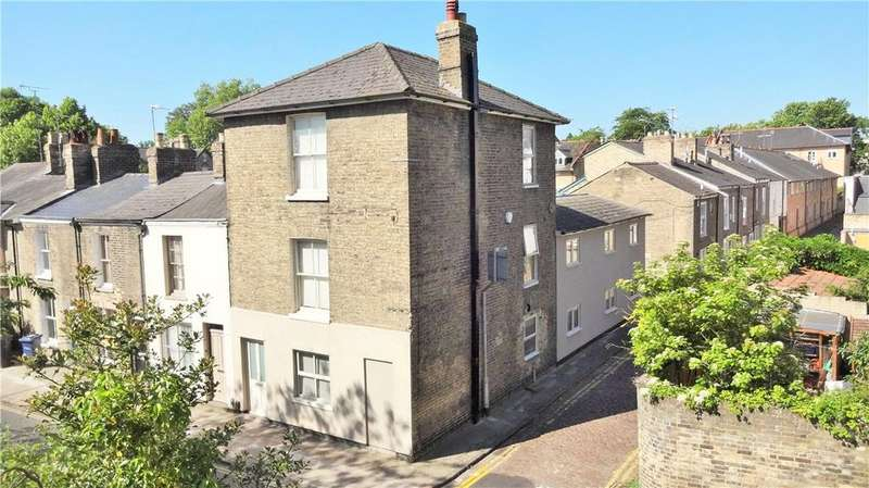 5 Bedrooms Terraced House for sale in Panton Street, Cambridge, CB2
