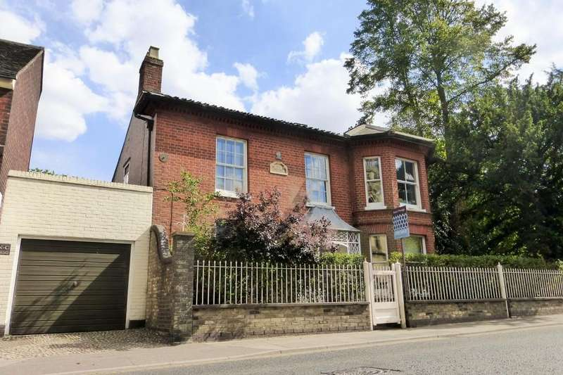 4 Bedrooms Link Detached House for sale in Norwich