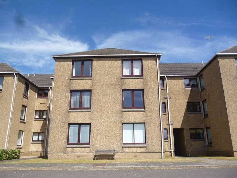 2 Bedrooms Flat for sale in 2/R 14 Kelburn Court, LARGS, KA30 8HN