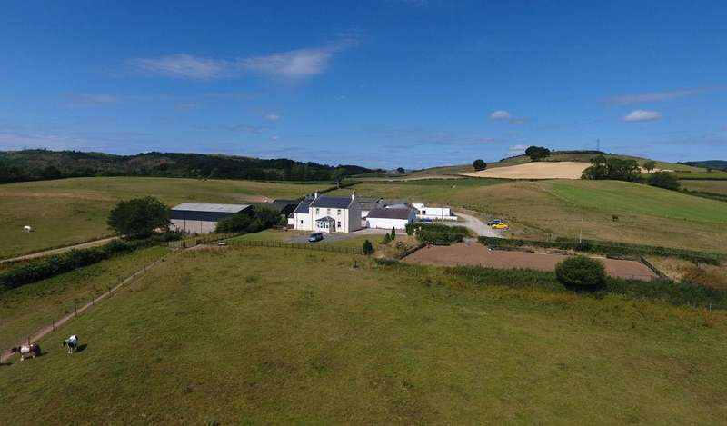 4 Bedrooms Farm Commercial for sale in Doweel Farm, Drumsleet, Dumfries DG2