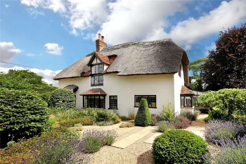 3 Bedrooms Detached House for sale in Aston Street, Aston Tirrold, Didcot, Oxfordshire, OX11