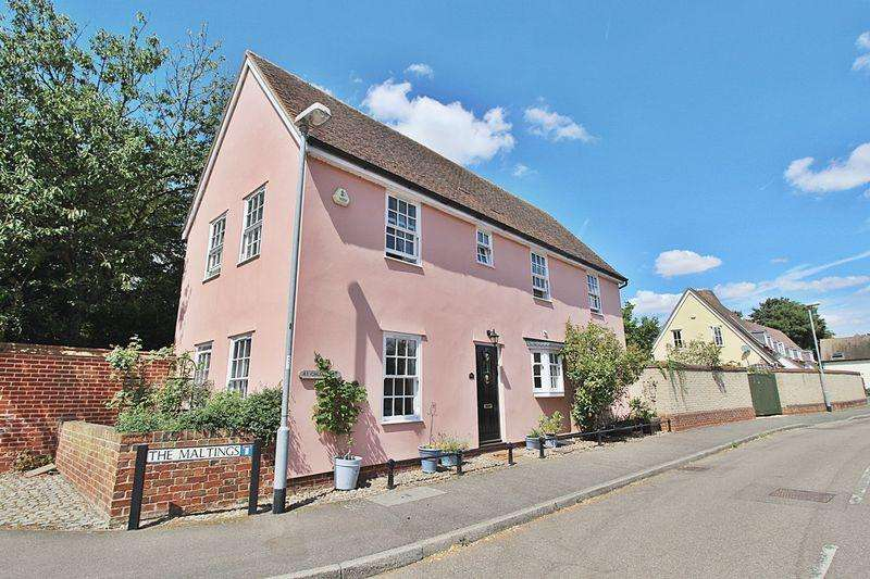 3 Bedrooms Detached House for sale in Church Street, Gamlingay