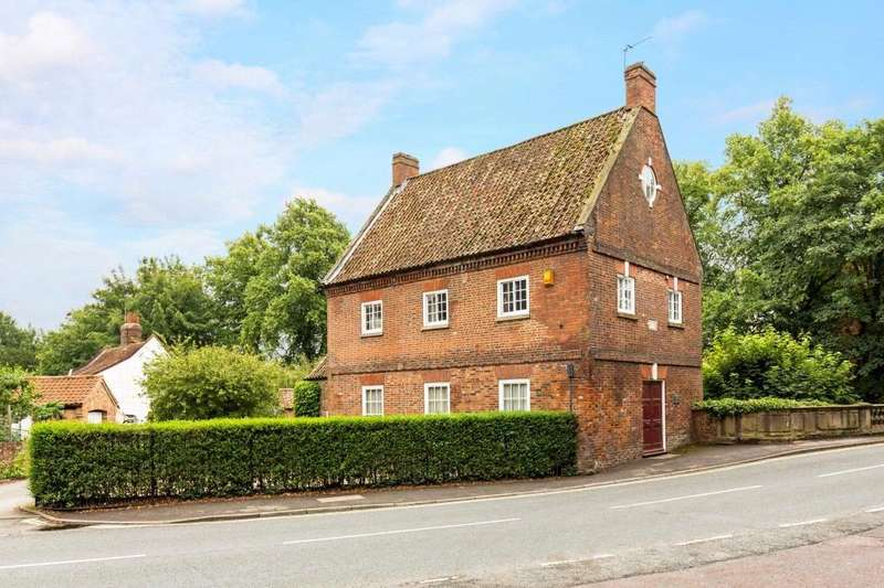 4 Bedrooms Detached House for sale in The Mill, Bridge Street, Louth, Lincolnshire, LN11