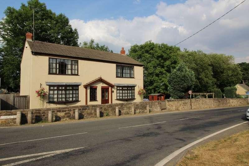 4 Bedrooms Detached House for sale in Golden Valley, Riddings, Alfreton, DE55
